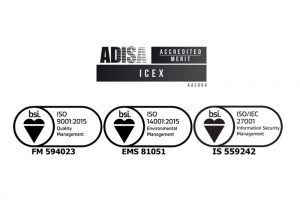 ICEX Accreditations