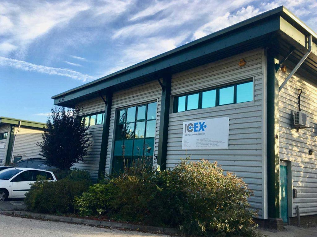 ICEX Head Office