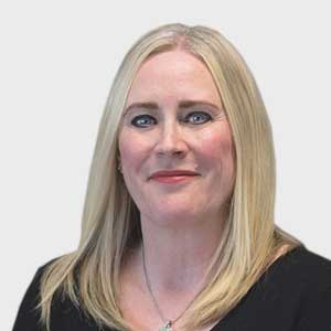 Barbara Behan, ICEX Client Care Manager