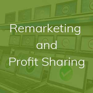Re-marketing and Profit Sharing